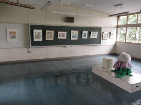 旧政和小学校 1・2年教室