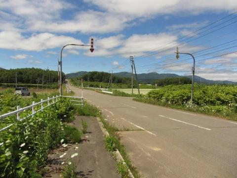 新成生駅跡
