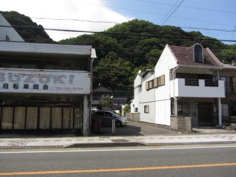興津宿西本陣跡