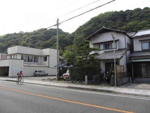 興津宿東本陣跡