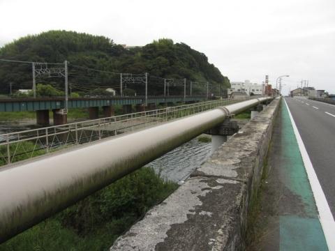 興津川橋梁