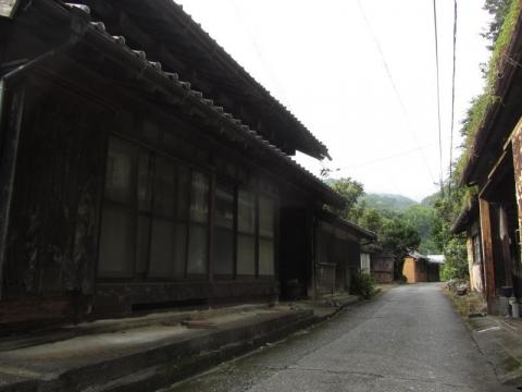 薩埵峠旧道(上道)