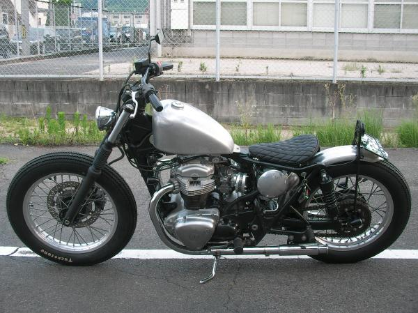 トルク 岡山 倉敷 バイク 新車 中古車 販売 修理 車検 点検 カスタム カワサキ W400