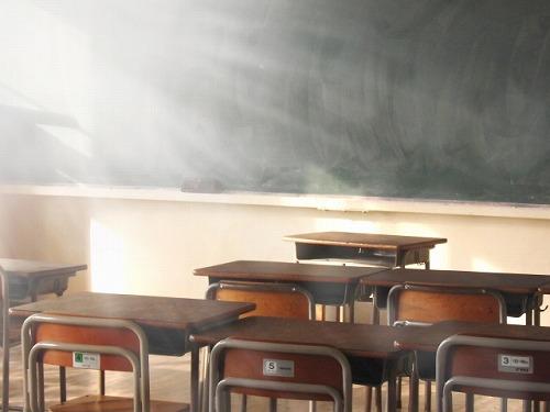 思い出 記憶 教室