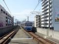 Tc1536 arriving at Kyudai Gakken Toshi Station