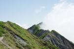 山頂祭の剣ヶ峰