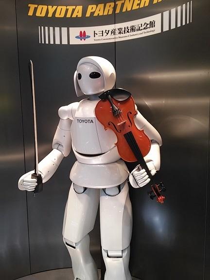 toyotaバイオリン