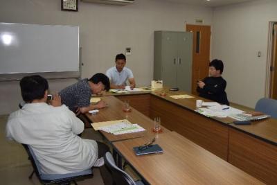 第4回作州津山商工会久米支部青年部全体会議