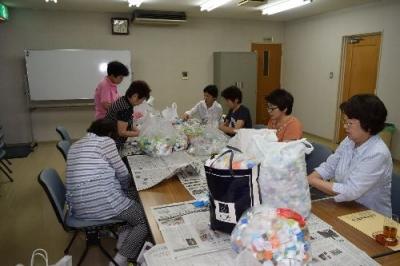 第2回作州津山商工会久米地区女性部全体会議