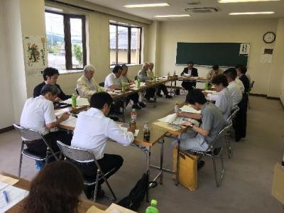 作州津山商工会平成29年度第1回経営発達支援委員会