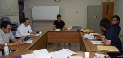 第2回作州津山商工会久米支部青年部全体会議