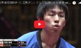 丹羽孝希VSレベンコ(1回戦・1G~4G)世界卓球2017