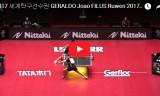 フィルスVSジェラルド(2回戦)世界卓球2017