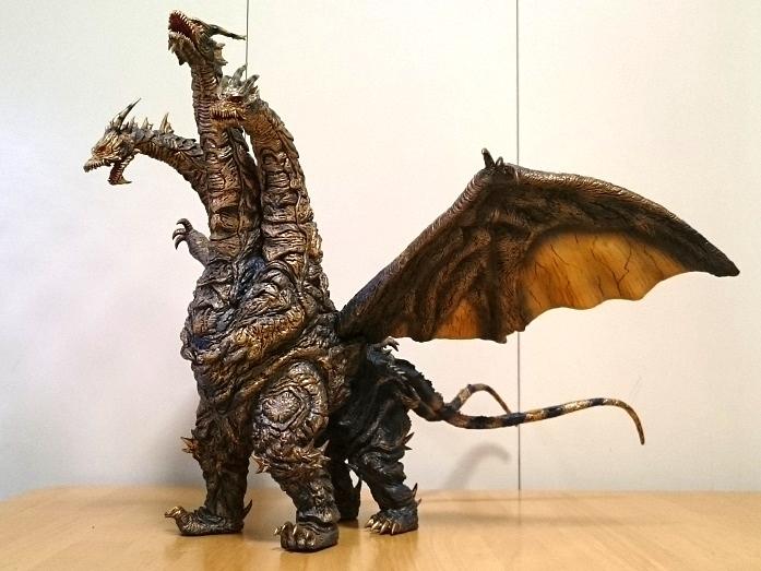 大怪獣シリーズ カイザーギドラ0