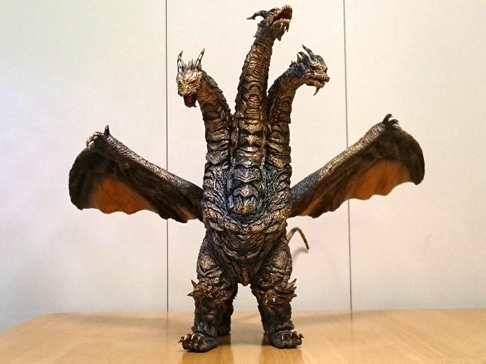 大怪獣シリーズ カイザーギドラ1