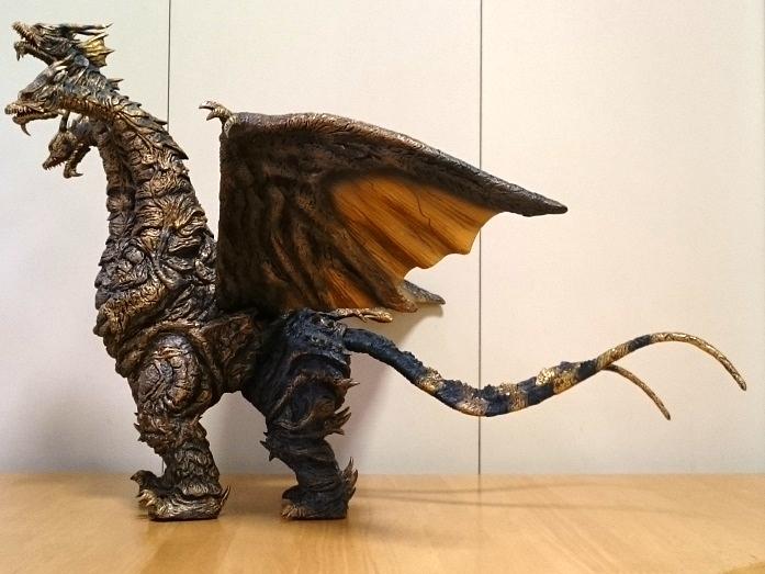 大怪獣シリーズ カイザーギドラ2