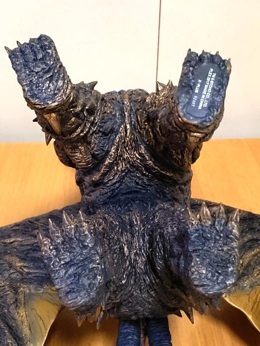 大怪獣シリーズ カイザーギドラ4
