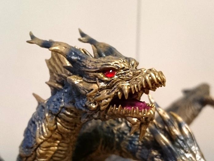 大怪獣シリーズ カイザーギドラ6