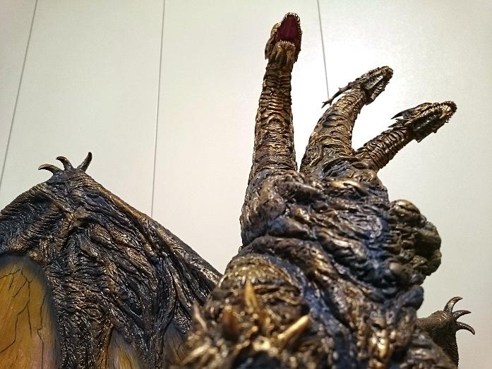 大怪獣シリーズ カイザーギドラ15