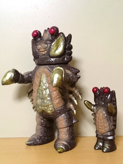 特撮蟹座玩具 ザニカ