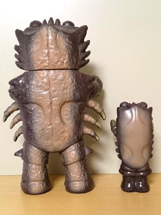 特撮蟹座玩具 ザニカ1