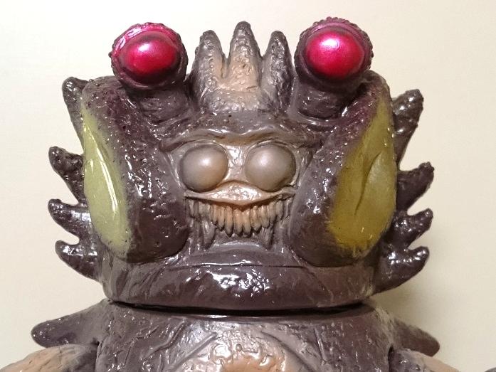 特撮蟹座玩具 ザニカ2