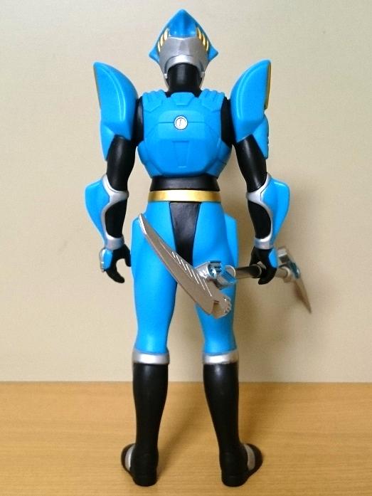 特撮蟹座玩具 セイザーギャンズ1