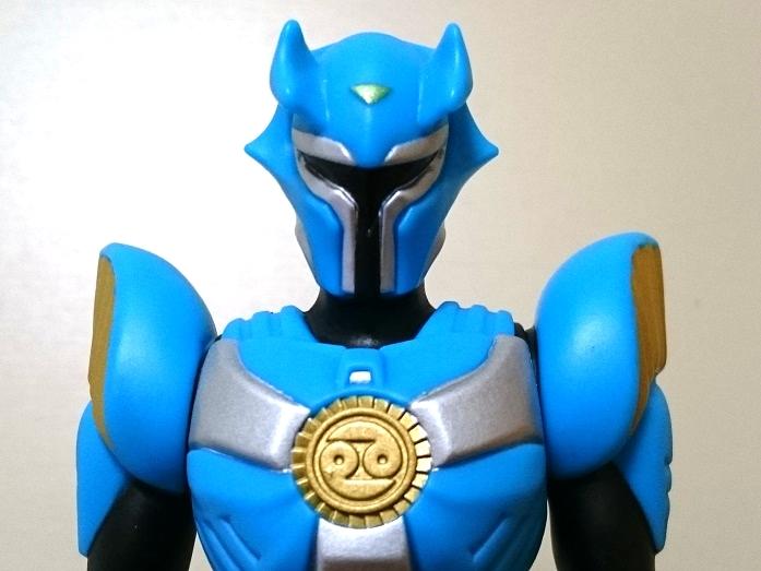 特撮蟹座玩具 セイザーギャンズ2