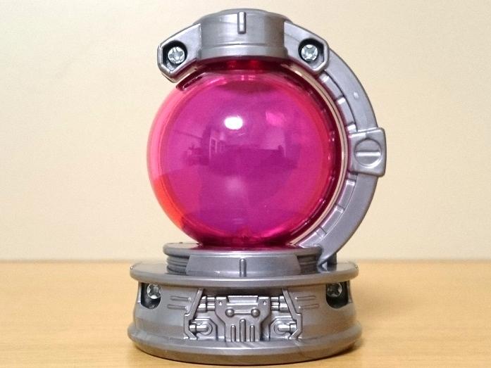 特撮蟹座玩具 カニキュータマ0