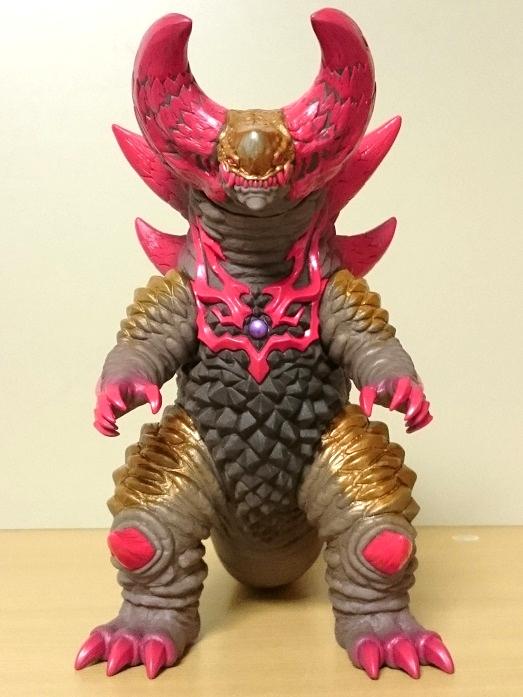 ウルトラ怪獣DX ベリアル融合獣スカルゴモラ0