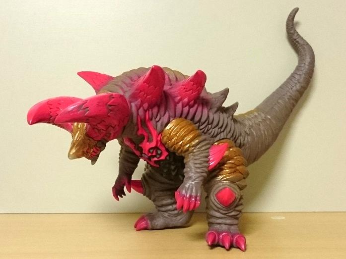 ウルトラ怪獣DX ベリアル融合獣スカルゴモラ6