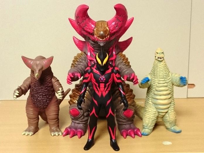 ウルトラ怪獣DX ベリアル融合獣スカルゴモラ7