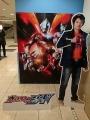 梅田阪急三番街 ウルトラマン ニュージェネレーションヒーローズ3