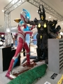 梅田阪急三番街 ウルトラマン ニュージェネレーションヒーローズ4
