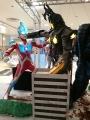 梅田阪急三番街 ウルトラマン ニュージェネレーションヒーローズ5