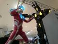 梅田阪急三番街 ウルトラマン ニュージェネレーションヒーローズ7