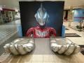 梅田阪急三番街 ウルトラマン ニュージェネレーションヒーローズ30