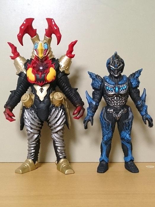 ウルトラ怪獣DX ベリアル融合ペダニウムゼットン5