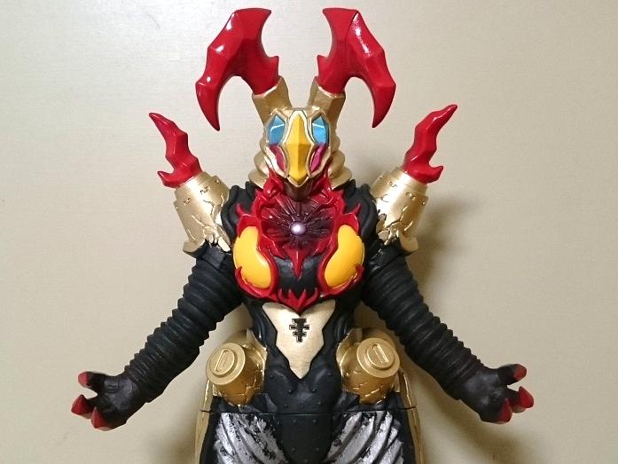 ウルトラ怪獣DX ベリアル融合ペダニウムゼットン6