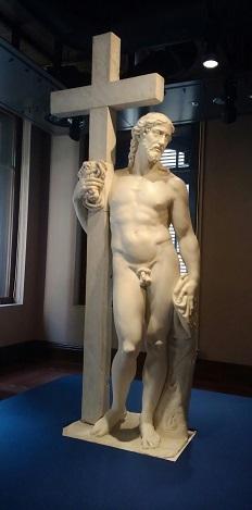 ミケランジェロ・大理石像