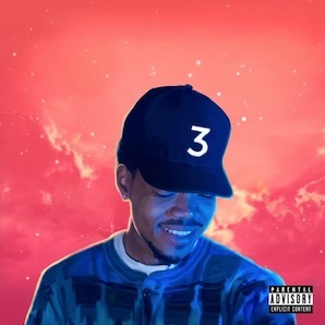 CHANCE THE RAPPER「COLORING BOOK」