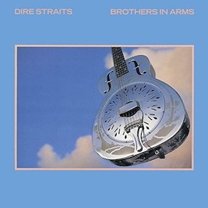 DIRE STRAITS「BROTHERS IN ARMS」