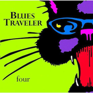 BLUES TRAVELER「FOUR」