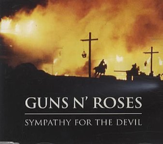 GUNS N ROSES「SYMPATHY FOR THE DEVIL」