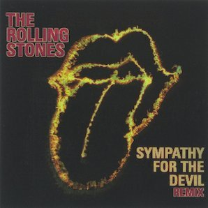 THE ROLLING STONES「SYMPATHY FOR THE DEVIL - REMIX」