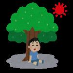 木陰の涼しさは、神様、潜在意識、阿頼耶識のギフトです。