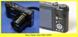 SONY HX5V