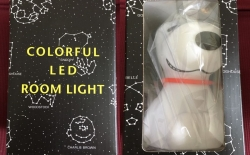SNOOPY LED ROOM LIGHT-1