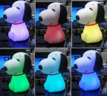 SNOOPY LED ROOM LIGHT-2