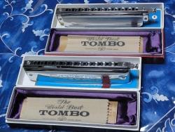 TOMBOスライド式クロマチックハーモニカ-2